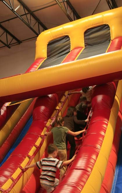 Indoor fun that keeps kids active and healthy Zoo Views