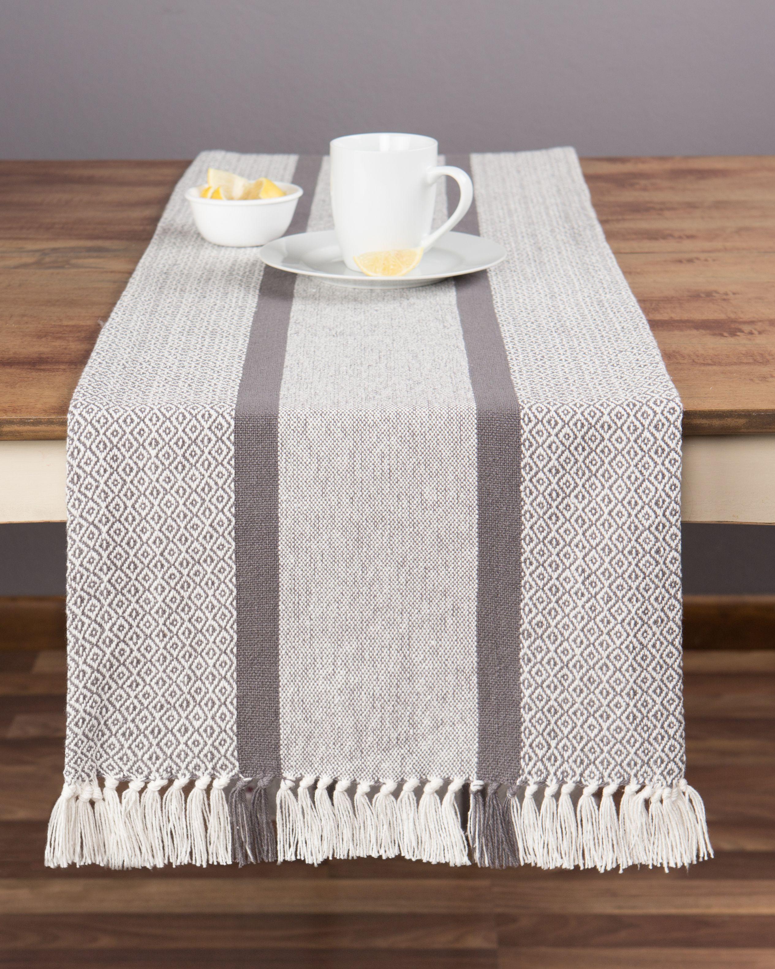 Home Crochet Table Runner Pattern