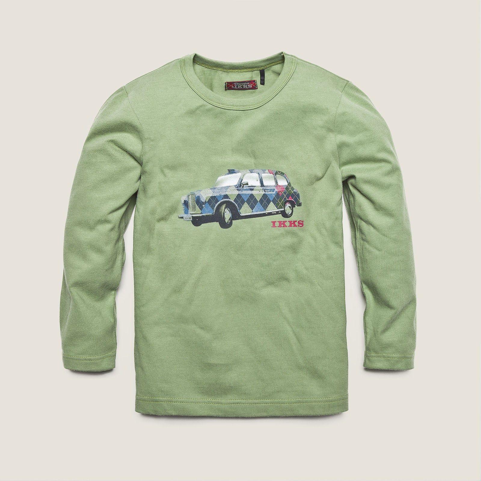 Collection IKKS x Burlington Junior Boys - Automne/hiver 2012-2013
