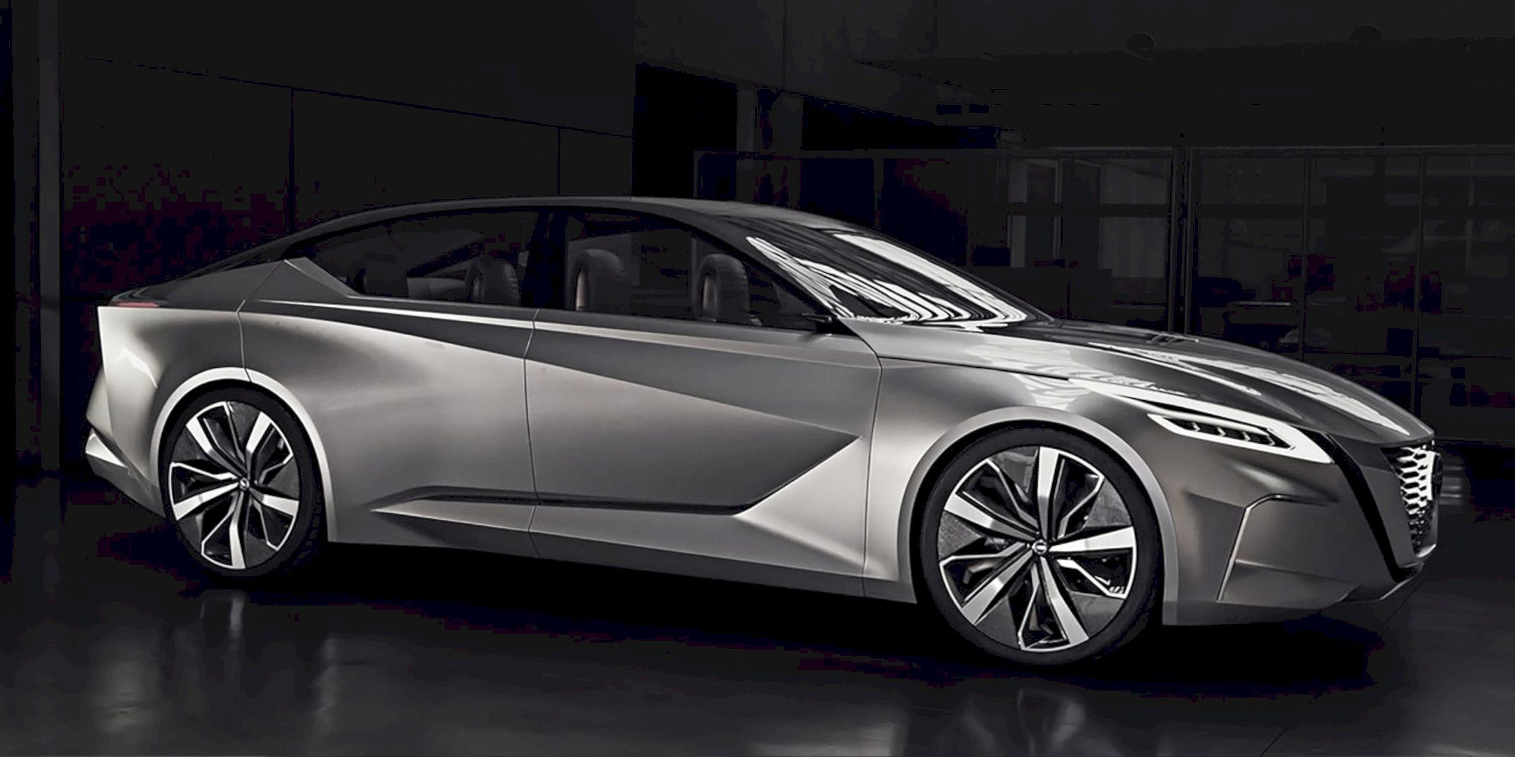 Nissan VMotion 2.0 The Ultimate Glimpse Into The Future
