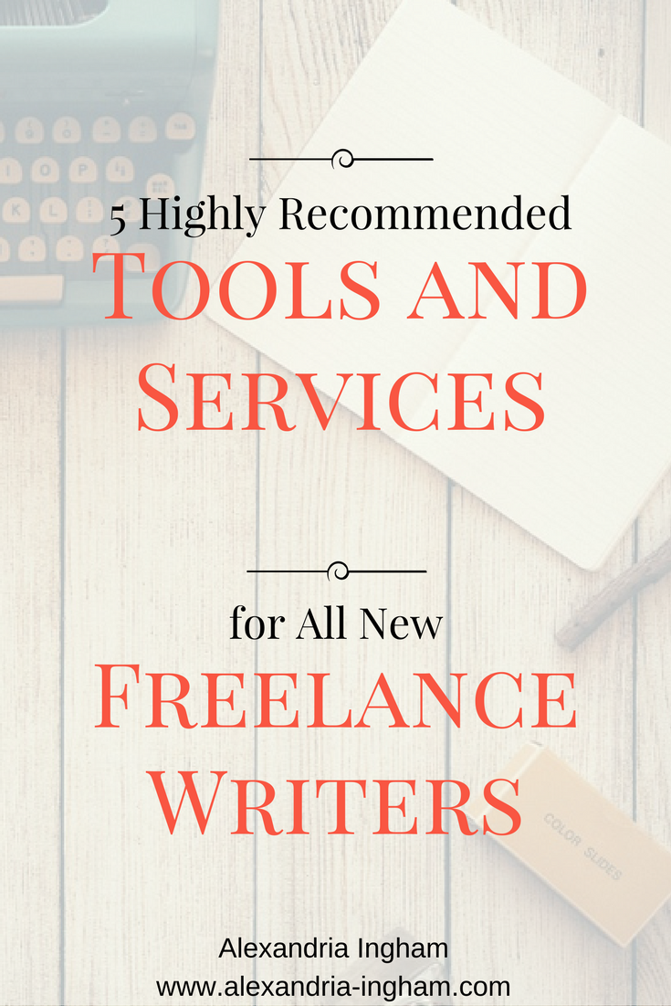 Freelance writing services for writers