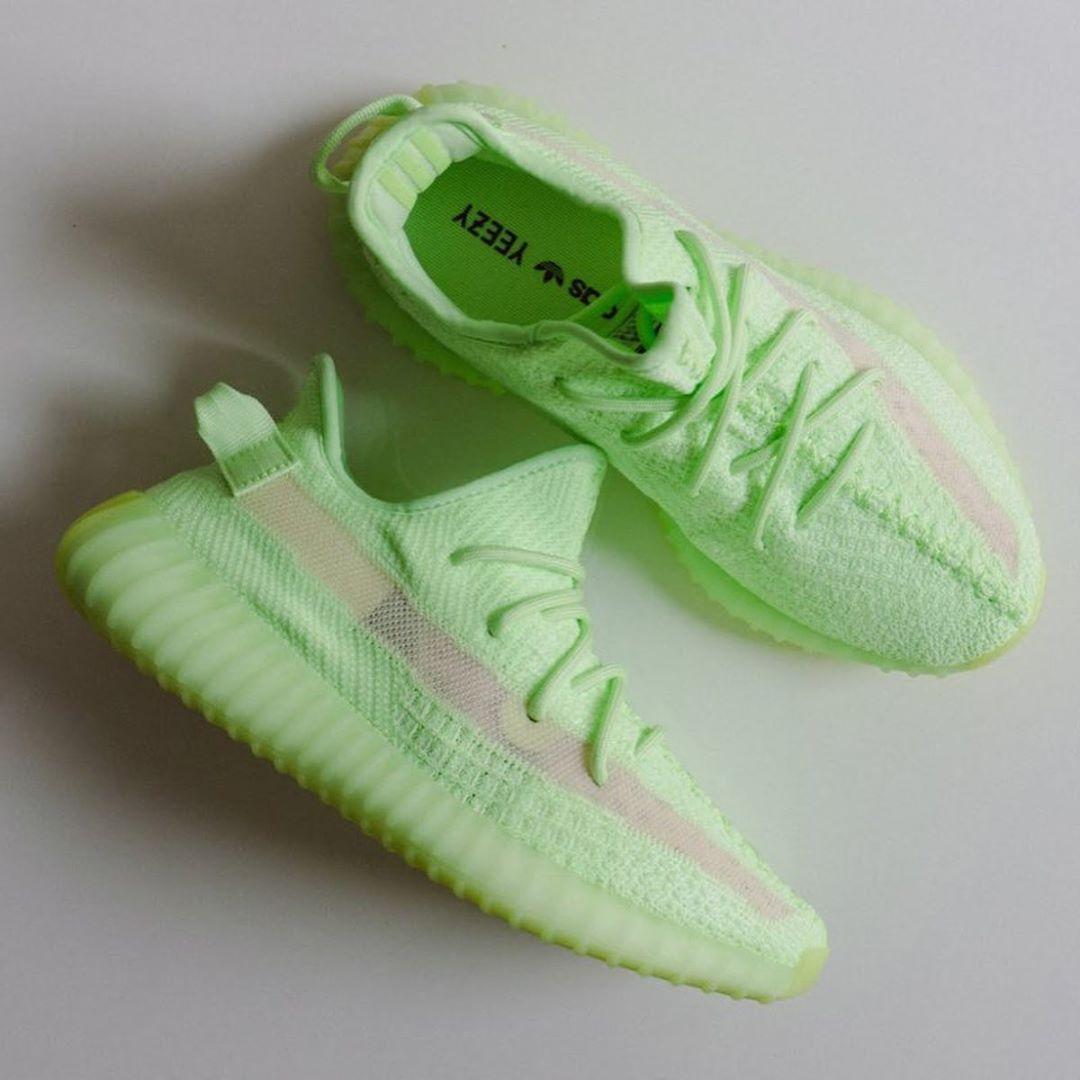 yeezy green price