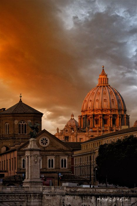 San Pietro. Rome, province of Rome Lazio, Italy