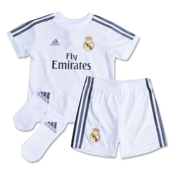 f7a1680ae Real Madrid 13 14 Home Baby Kit