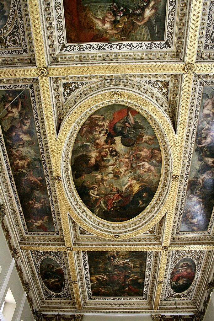 The Banqueting House Whitehall London Is The Grandest And Best