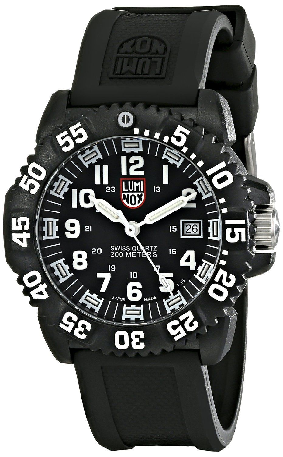 Luminox 3051 EVO Navy Seal Colormark dive watch  f80ce5570cd