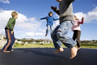 Trampolines are no place for kids, docs warn - Vitals