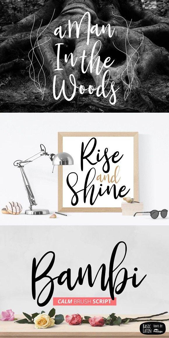 Bambi Font  Cute Fonts | Cute Fonts | Cute fonts, Fonts, Dingbat fonts