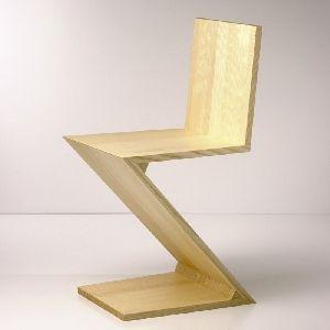 Rietveld Stuhl gerrit rietveld zig zag stuhl zig zag chair bauhaus designer