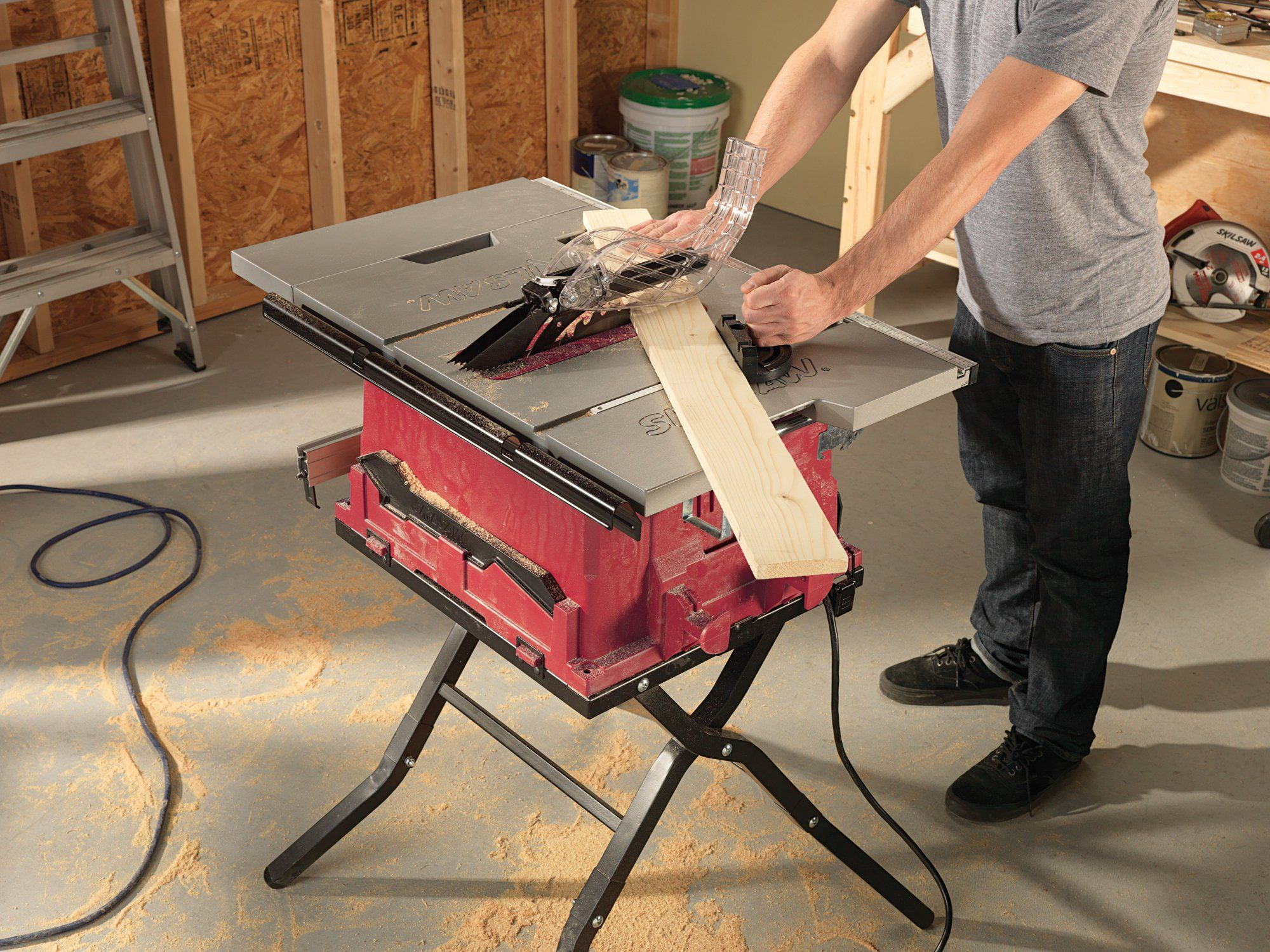 Skil 341002 10inch Table Saw With Folding Stand Find Out More About The Great Product At The Table Saw Reviews Table Saw Best Portable Table Saw