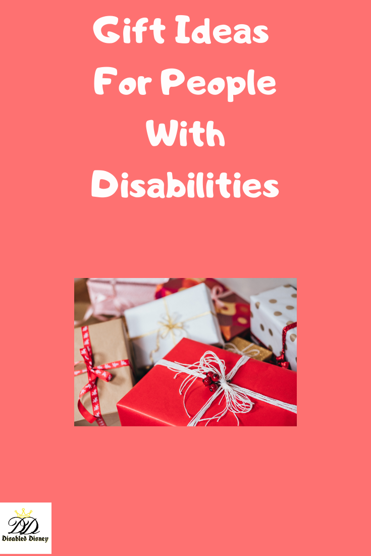 Gift Guide For People With Disabilities Gift guide