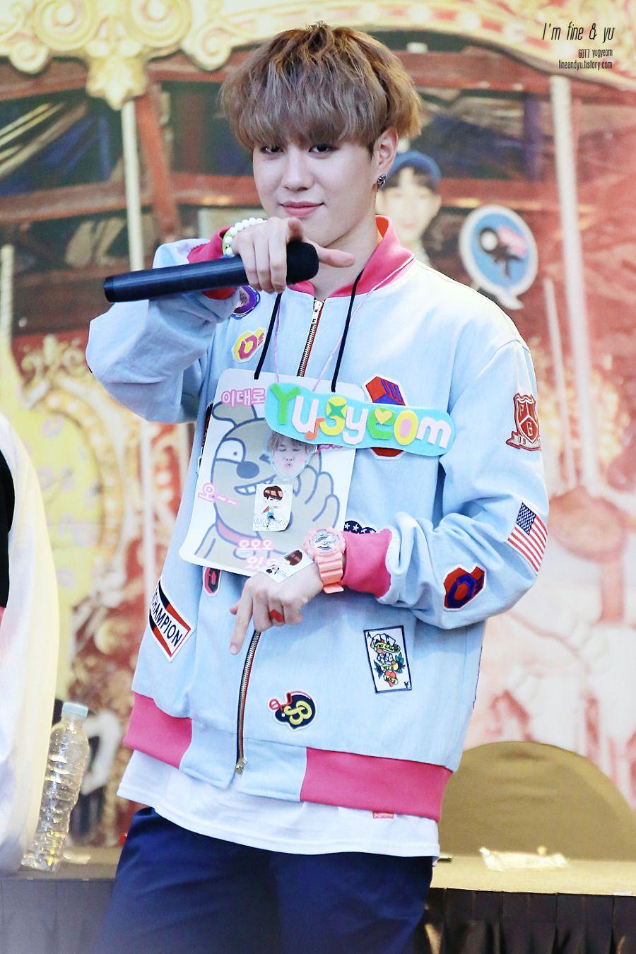 150724 명동 팬싸인회 :: I'm fine & yu