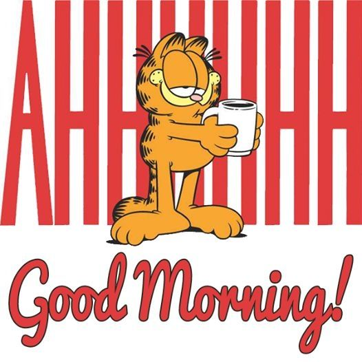 Good Morning Quotes Quote Coffee Morning Garfield Good Morning Morning Quotes Good Morning Quotes Garfield And Odie Garfield Comics Garfield