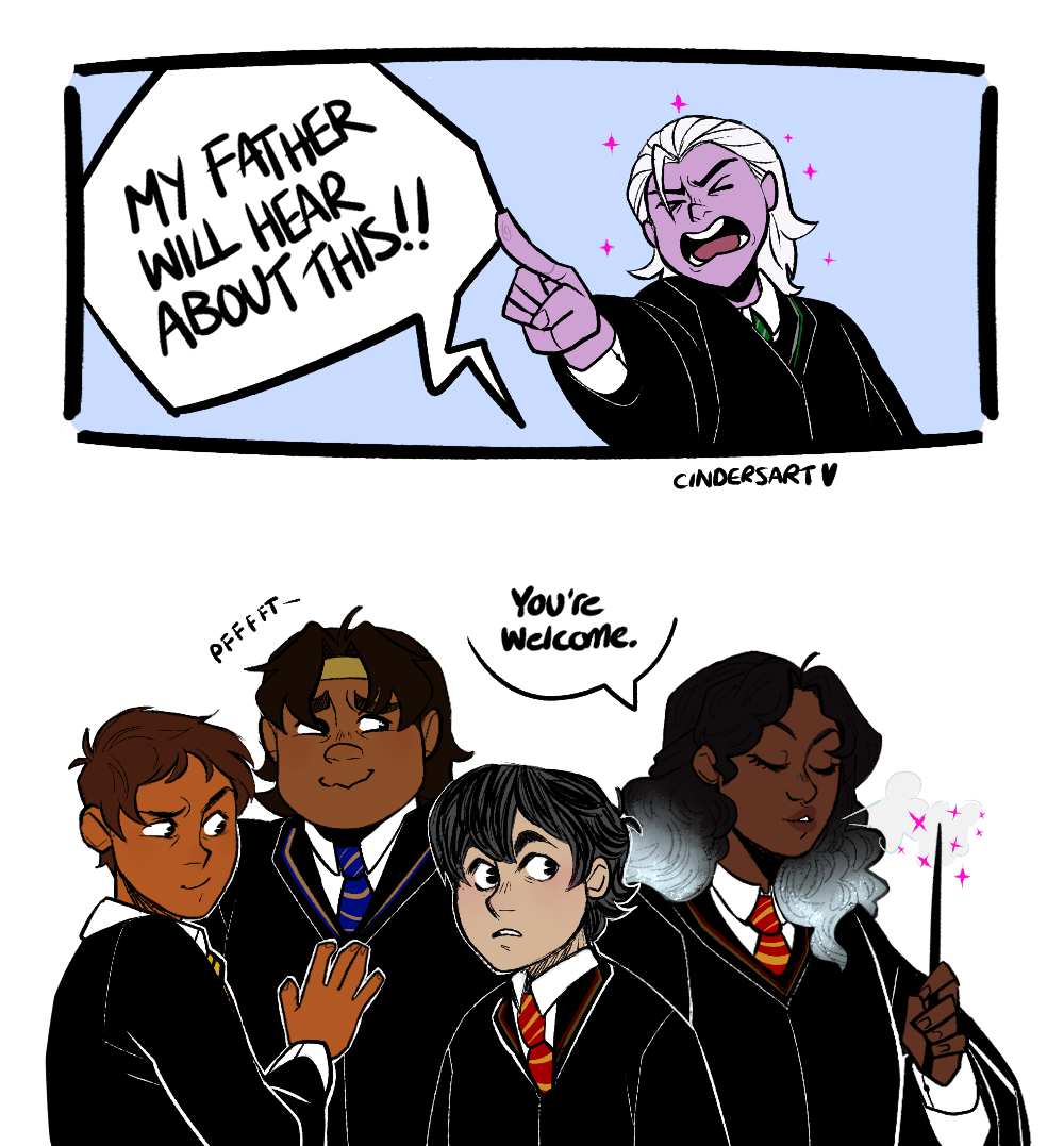 Yes Finaly A Harry Potter Au Where Lance Is A Huffle Puff Voltron Funny Voltron Fanart Klance