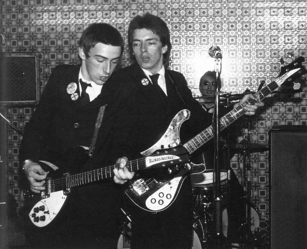 Resultado de imagen de the jam 1977