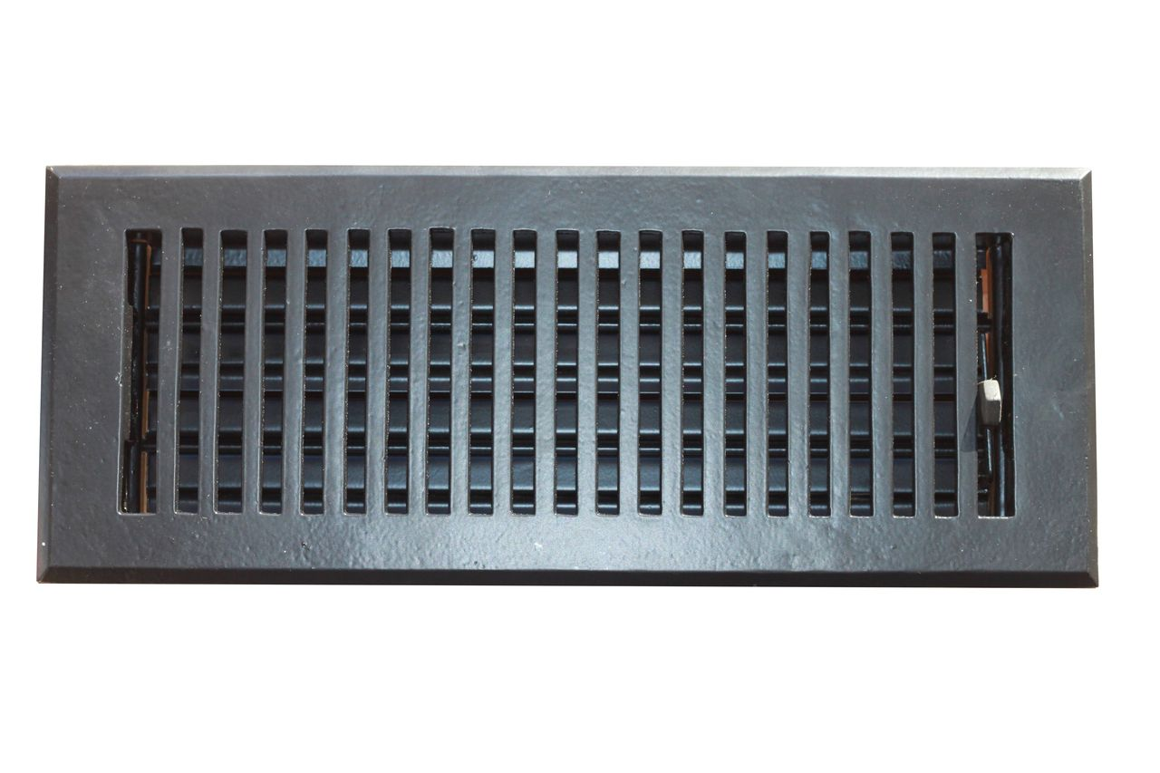 4 X 12 Cast Iron Contemporary Floor Register Floor Registers Flooring Cast Iron