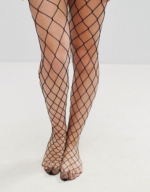 e9040368ba1b8 we are made of stardust Oversized Fishnet Tights, Sheer Tights, Fishnet  Stockings, Opaque
