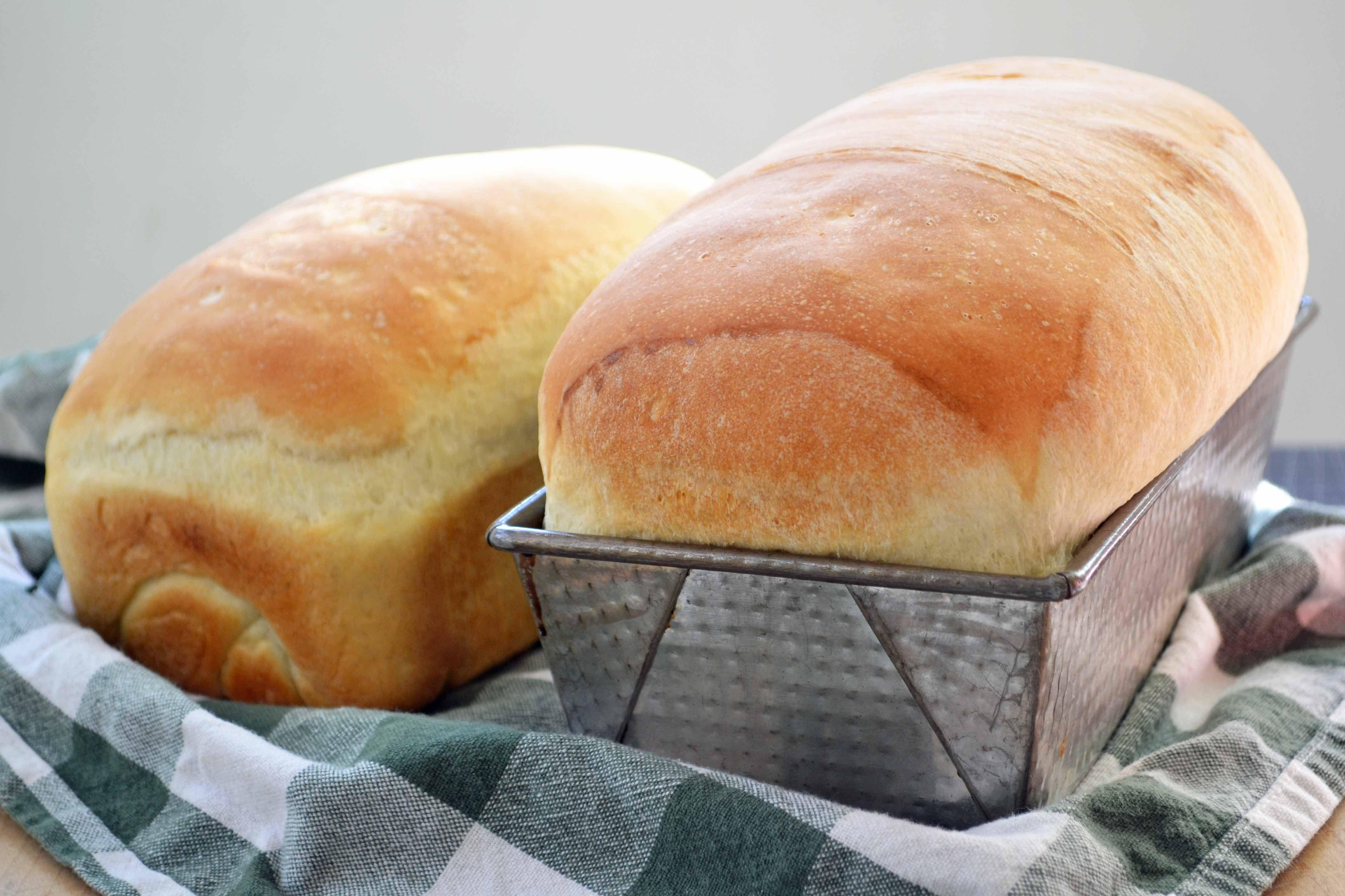 Julia Child S White Sandwich Bread Fluffy White Bread Recipe
