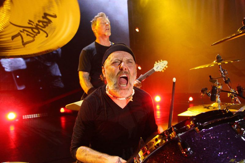 San Jose, Costa Rica - November 5, 2016 - Metallica