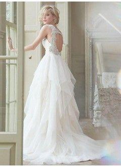 Wedding Dresses 2013, Unique Bridal Gowns, Cheap Bridal Gowns, Discount Wedding Dresses, Lace Wedding Dresses - CDdress.com
