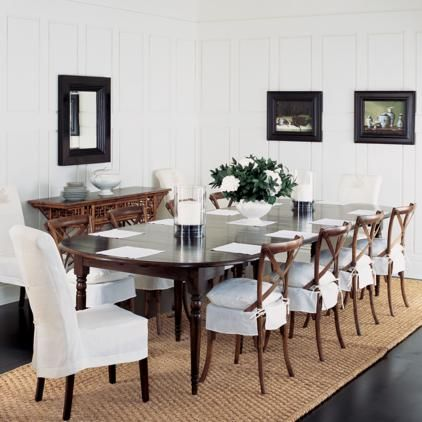 Petworth Extending Dining Table French Walnut Extendable Dining