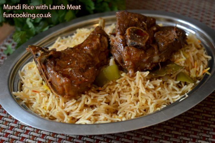Mandi is arabic fragrant rice with very tender meat the most mandi is arabic fragrant rice with very tender meat the most authentic way first cook forumfinder Choice Image