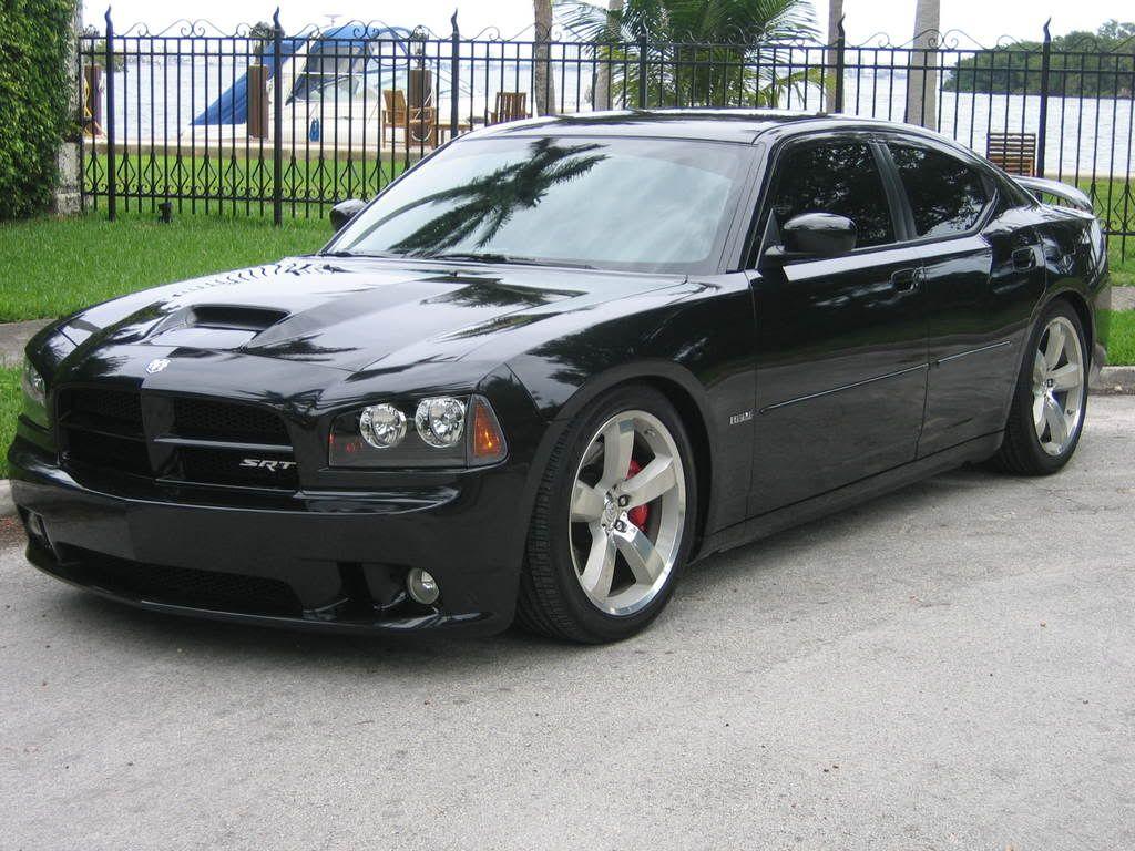 2007 Dodge Charger Srt8 Black Google Search Dodge