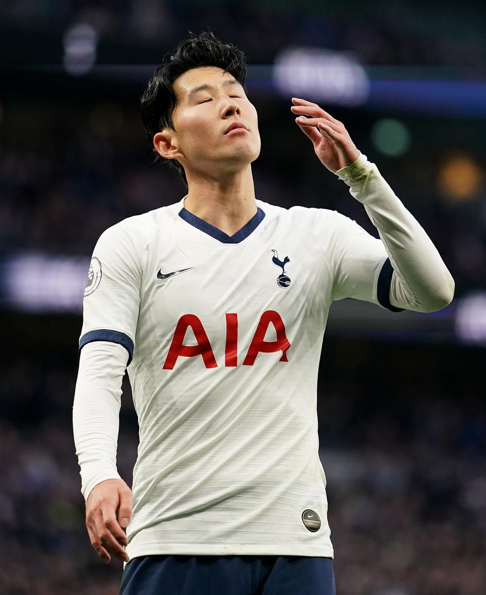 Son Looks Forward After Red Card Regret In 2020