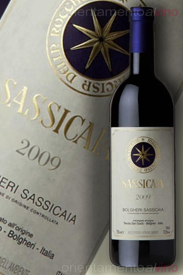 terzo classificato edizione 2012 dei Best Italian Wine Awards i 50 migliori #vini d'Italia Tenuta San Guido #Bolgheri #Sassicaia 2009