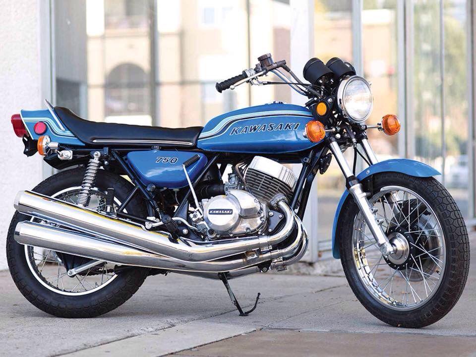 Kawasaki Mach IV H2Triple
