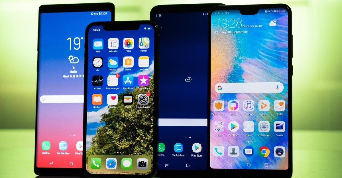 Top 10 Handys Aktuelle Smartphone Bestseller In Deutschland Mobile Phone Smartphone Accessories Phone