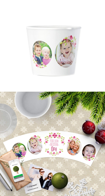 Für den besten Opa 🎄🎅 Geschenk für Großeltern zu Weihnachten ...