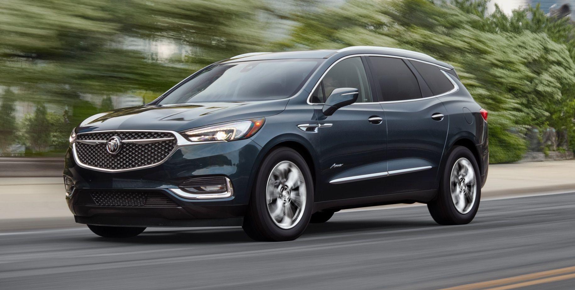 2019 Buick Enclave Avenir Luxury Suv Model Details 2020 Buick