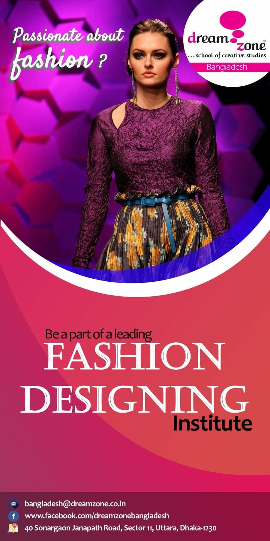 Guinness World Record Holder And India S No 1 Fashion And Design Institute Dreamzone Now In B Fashion Designing Institute Web Development Course Fashion Design