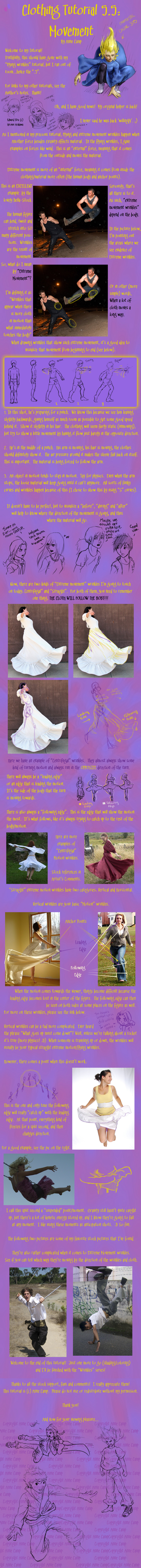 Flying Wrinkles In Motion 5 5 Tut By Obi Quiet On Deviantart Sketches Tutorial Art Tutorials Flower Aesthetic