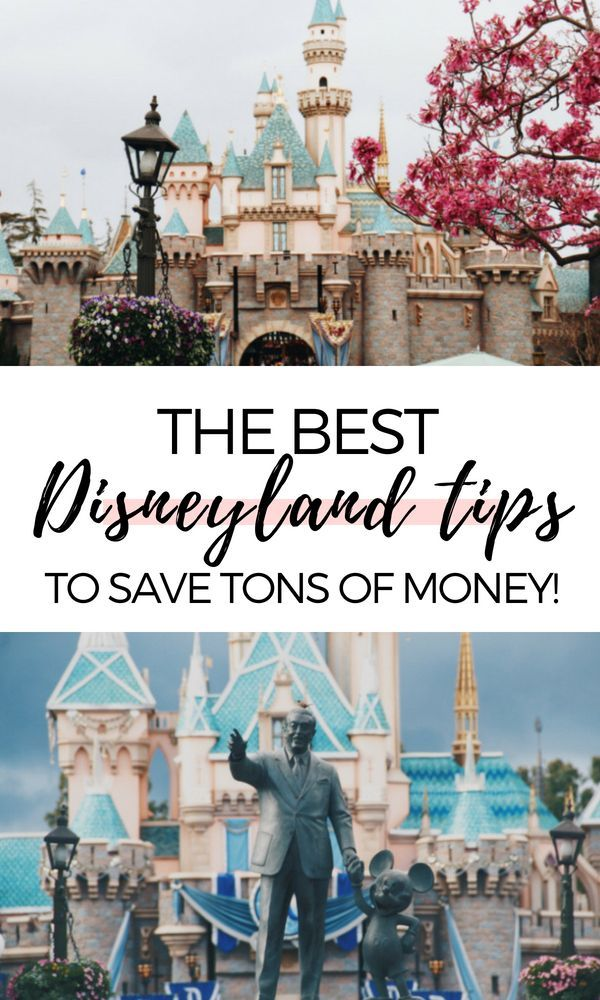 Tons Of Disneyland Tips To Save Money And Rock Your Visit These are the best Disneyland tips for saving money with kids! If it's your first time going to Disneyland in 2018, these are the California Disneyland tips and secrets for toddlers, adults, and teens you need to read!