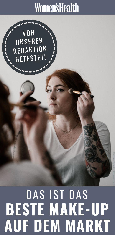 Welches Make-up hält, was es verspricht? #makeup