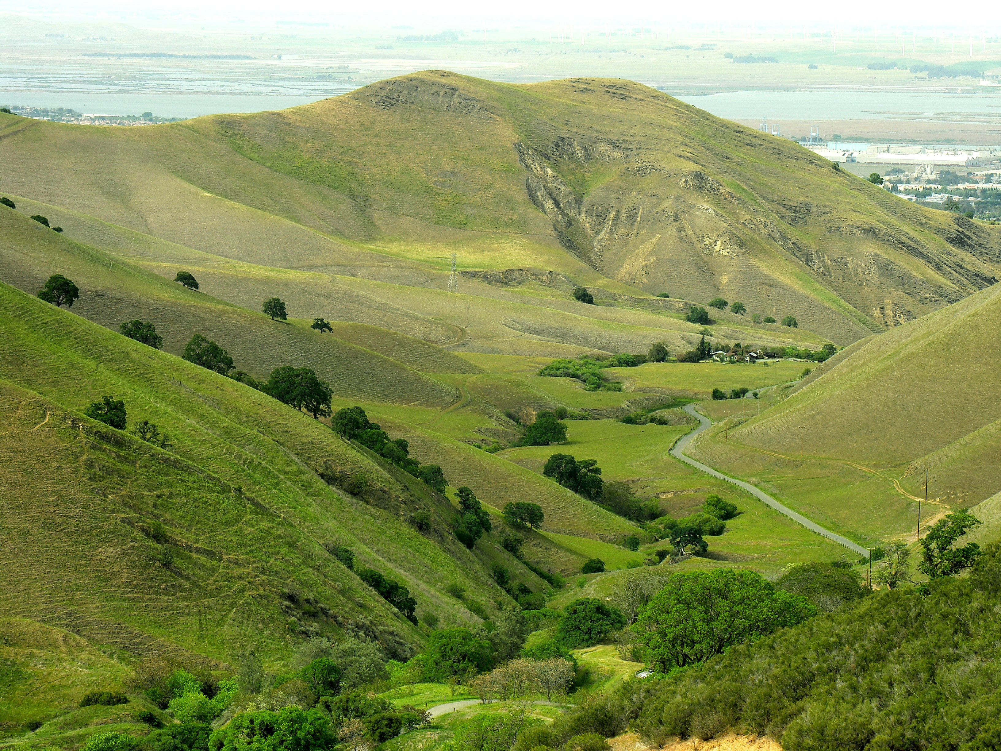 Black Diamond Mines Regional Preserve Antioch California East Bay Park District Myotherbackyard Photo Deane Little