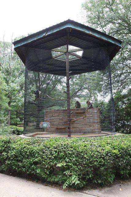 Louisiana Purchase Gardens & Zoo Monroe La