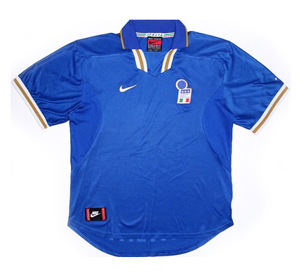 Italy 1996-98 Home