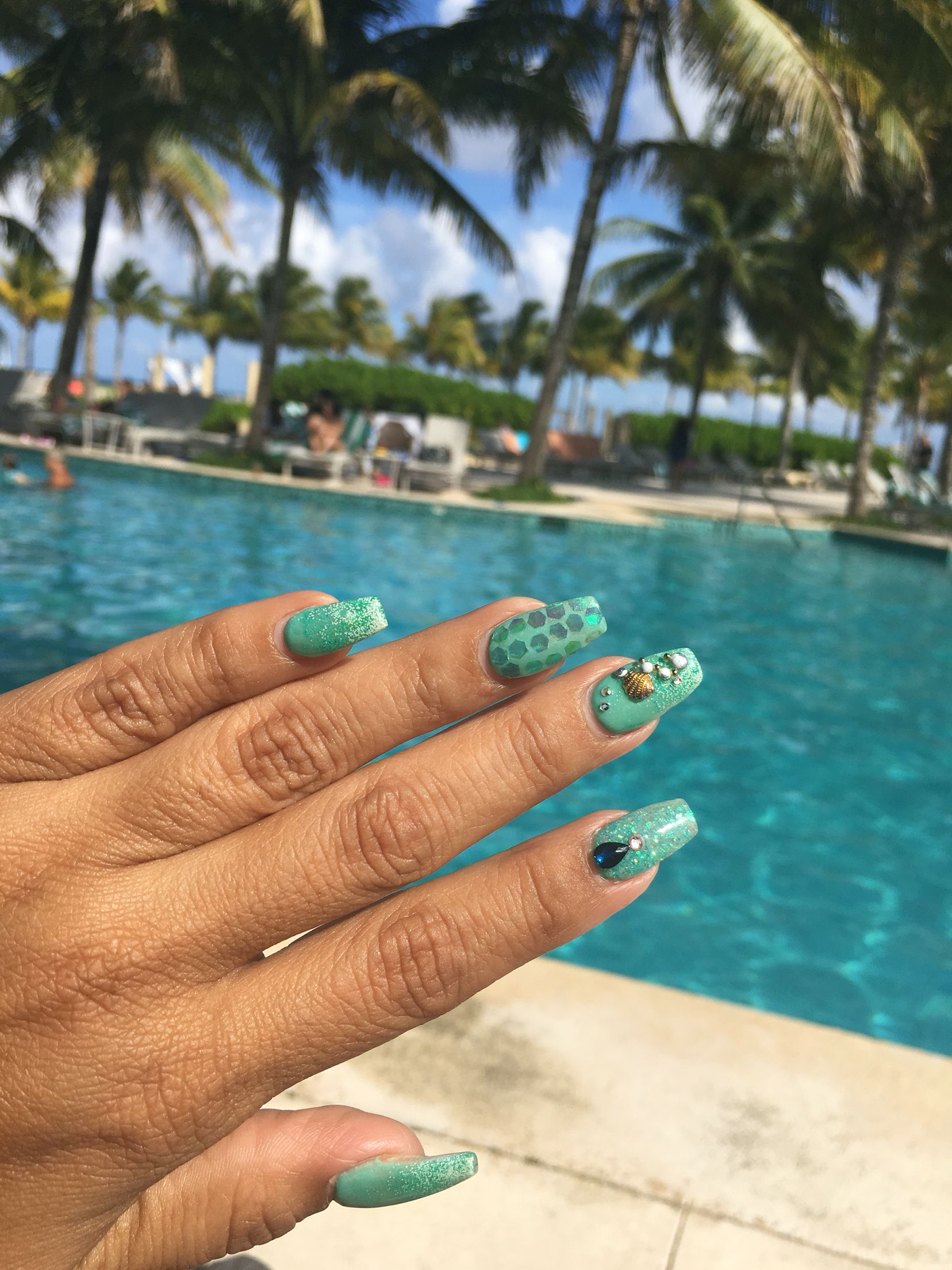 Beach Nails By Anel Exotic In Chula Vista California The Best