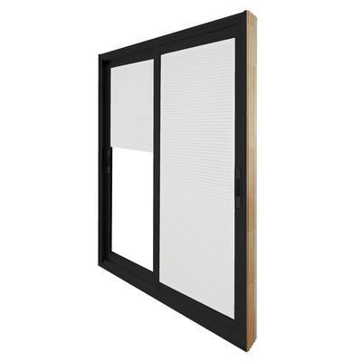 Stanley Doors Double Sliding Patio Door Internal Mini