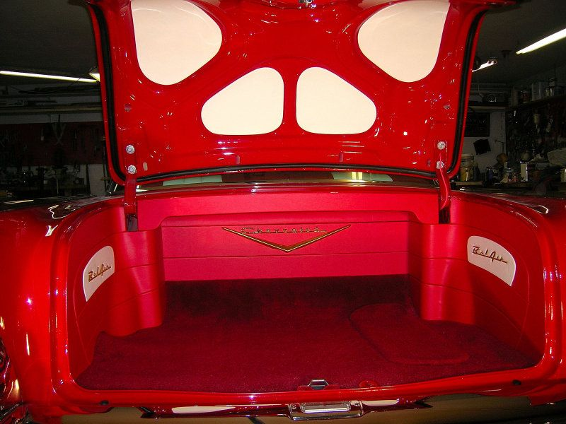 Pin On 57 Chevy Interiors