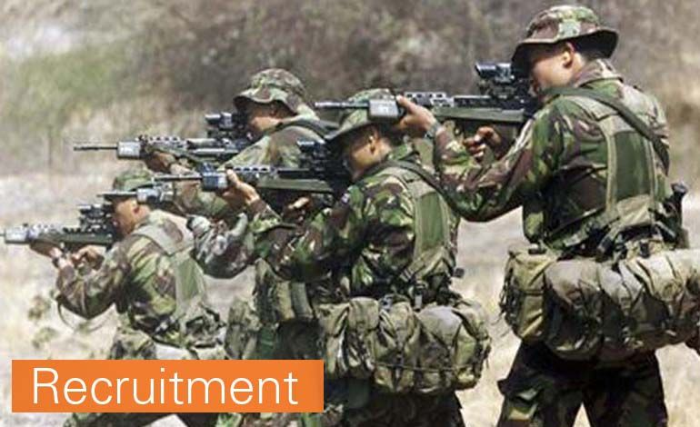 Indian Army Recruitment 2016 Technical Graduate Course and