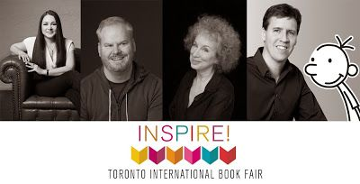 Hye's Musings > Hye Recommends: INSPIRE! Toronto International Book Fair