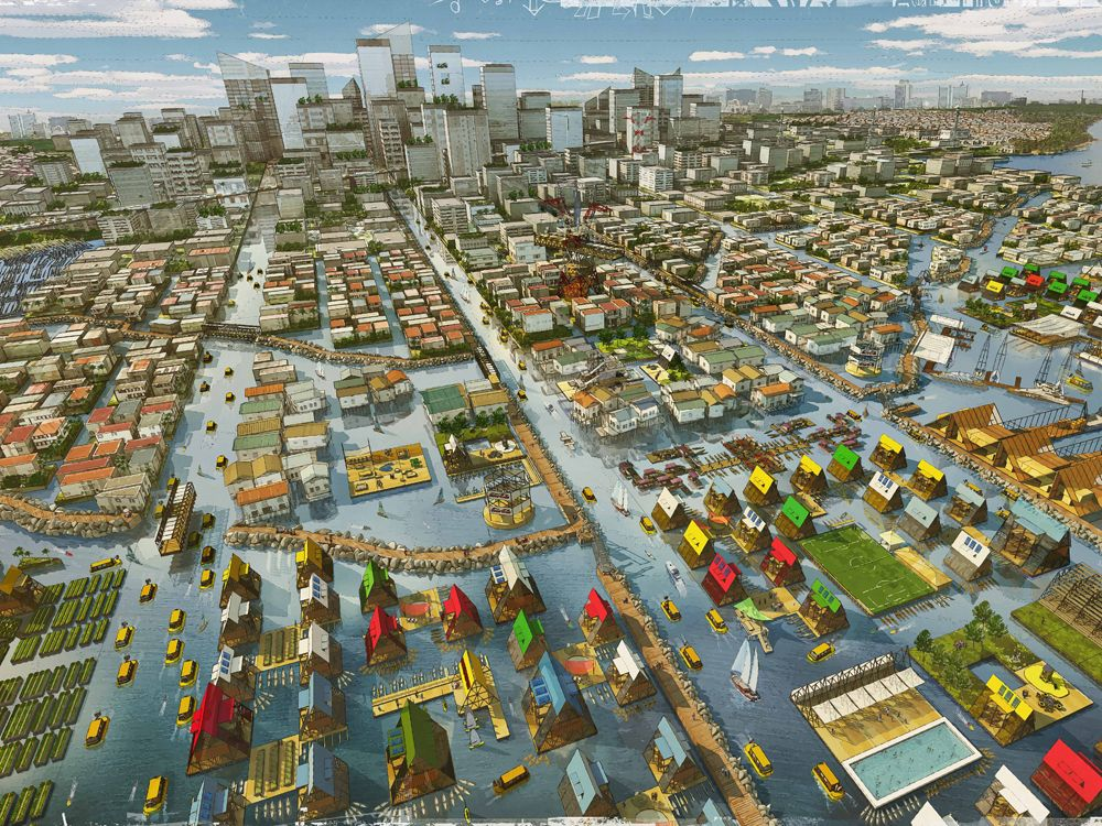 Urban Planning Ideas For 2030 When Billions Will Live In
