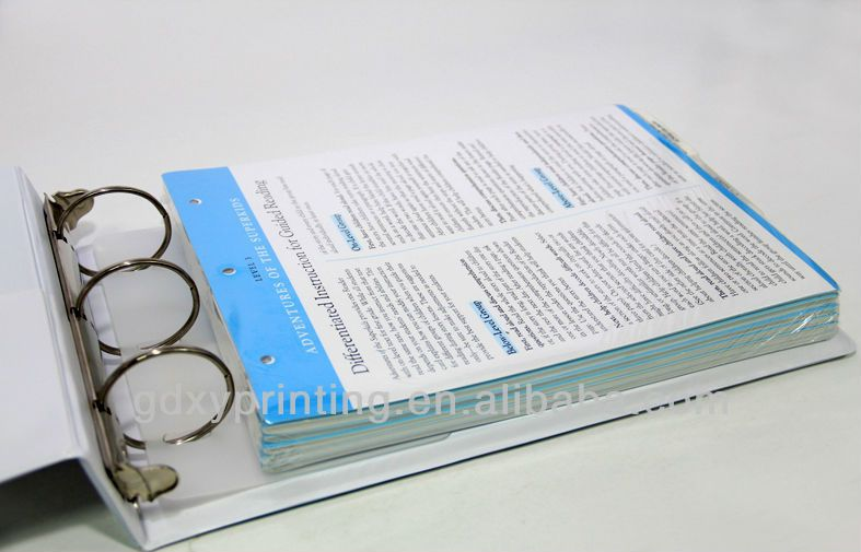 Manual Printing and Binding tender documents printing, feasibility - training manual