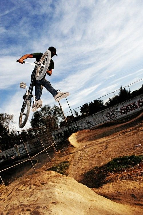 bmx bikes...wanted to do this!!