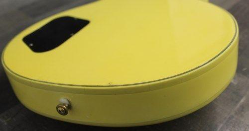 1978 Gibson Les Paul Custom Alpine White #vintageguitars