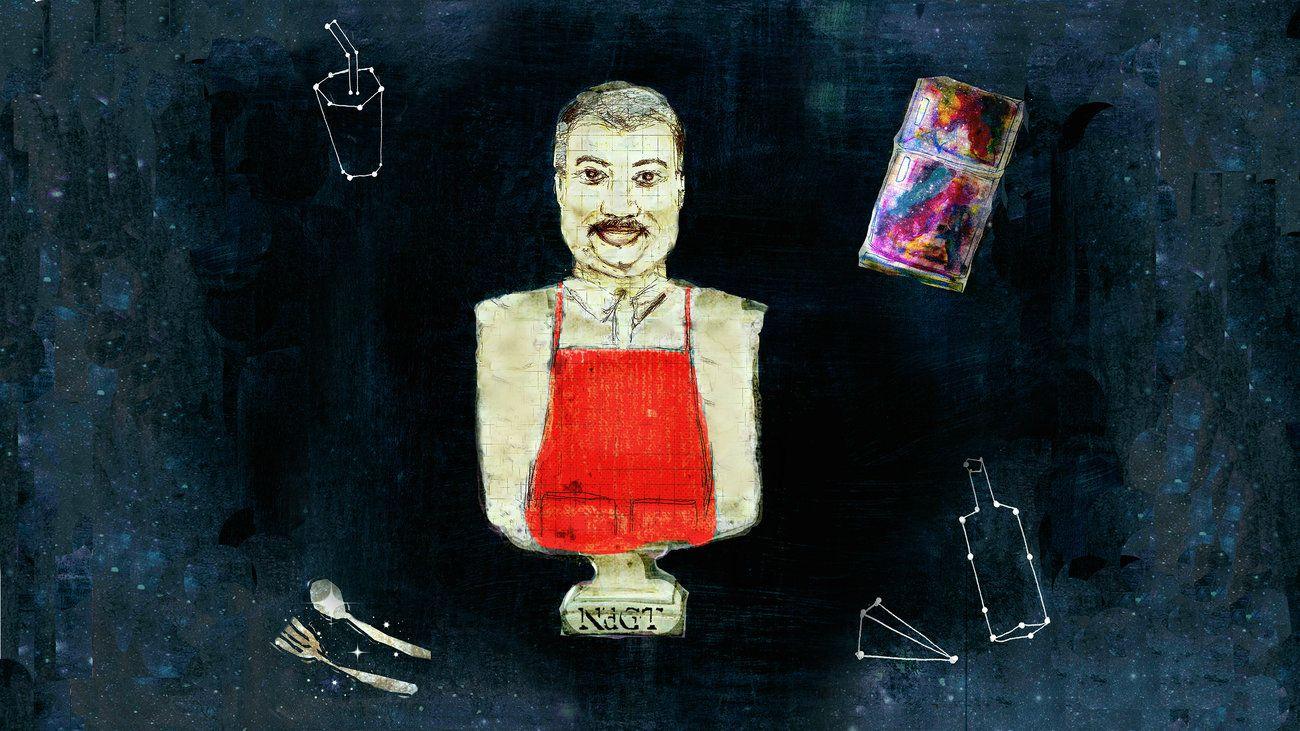 Astrophysicist Wine Lover Foodie The Neil Degrasse Tyson You Didn T Know Wine Lovers Neil Degrasse Tyson Tyson